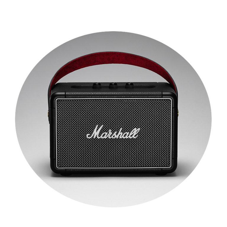 Marshall Kilburn II bluetooth ηχείο black